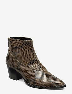 AvaGZ Boots MA19 - GREEN SNAKE