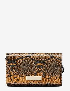 BobbieGZ beltbag MA 19 - belt bags - yellow snake