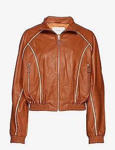 VanaGZ jacket MA19 - UMBER