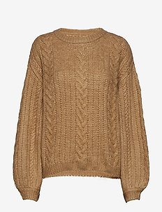 CamelaGZ pullover MA19 - jumpers - tannin