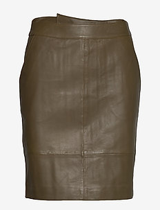 CharGZ mini skirt - korte nederdele - capers