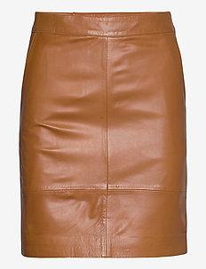 CharGZ mini skirt - kurze röcke - rubber