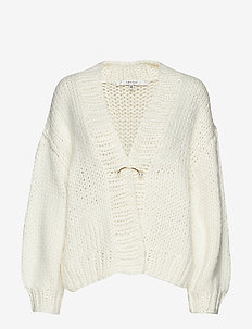 DaiaGZ cardigan MA19 - cardigans - cloud dancer