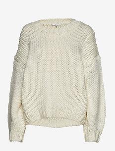 DaiaGZ pullover MA19 - swetry - cloud dancer
