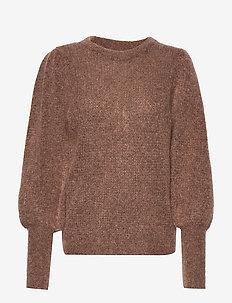 BrendaGZ puff pullover YE19 - TUSCANY