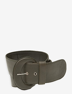 AlsaGZ belt YE19 - belts - dark olive