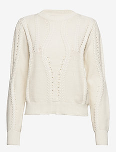 MacieGZ pullover SO20 - jumpers - cloud dancer