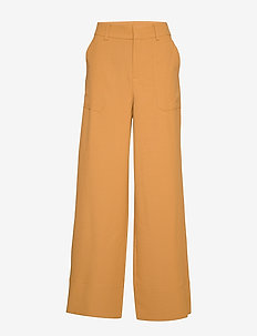 LiyaGZ pants SO20 - BONE BROWN