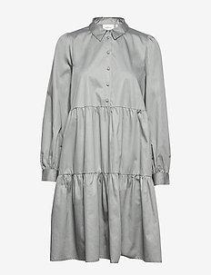 AmajeGZ dress SO20 - robes chemises - alloy