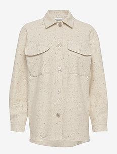SadieGZ shirt SO20 - langærmede skjorter - rainy day