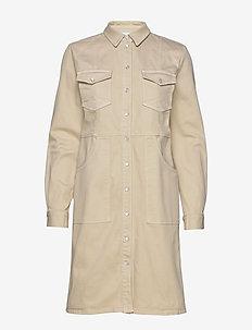 NaemiGZ dress SO20 - robes chemises - safari