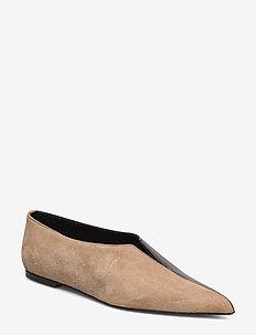 CeliaGZ shoes MS20 - ballerinaer - safari