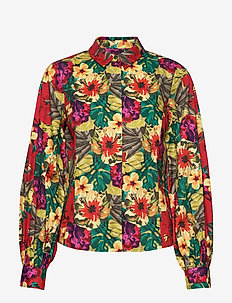 StellaGZ shirt MS20 - bluzki z długimi rękawami - tropical yellow