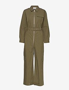 AdalineGZ jumpsuit MS20 - buksedragter - capers