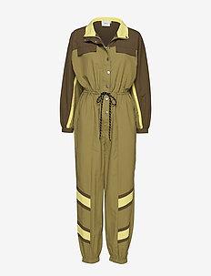 AfranGZ jumpsuit MS20 - combinaisons - dried herb