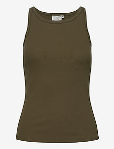 RollaGZ sl top - basic t-shirts - dark olive