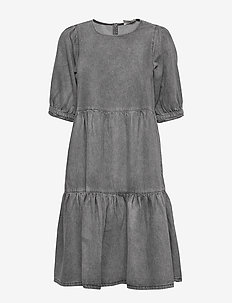 SammiGZ dress MS20 - WASHED BLACK