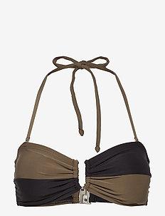 CetaGZ bikini top MS20 - bikini tops - capers