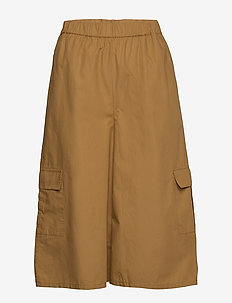 BaliaGZ shorts MS20 - wide leg trousers - khaki