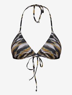 PilGZ bikini top - bikini overdele - army tiger