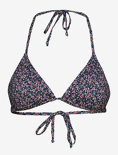 PilGZ bikini top - bikinitops - small flower black