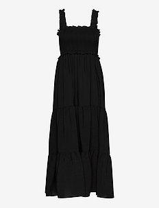 MazziGZ dress HS20 - maxi kjoler - black
