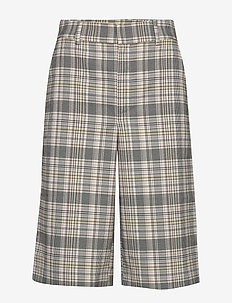 AlunaGZ shorts HS20 - bermudas - pink/yellow check