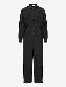 ContineGZ jumpsuit HS20 - combinaisons - black