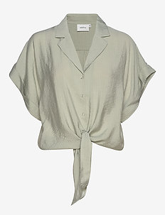 KiritaGZ shirt HS20 - overhemden met korte mouwen - pale green
