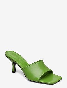 KieraGZ sandal AO20 - højhælede sandaler - fluorite green