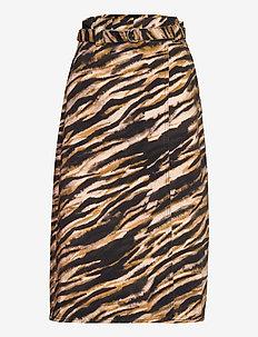 FelineGZ skirt AO20 - jupes en jeans - army tiger