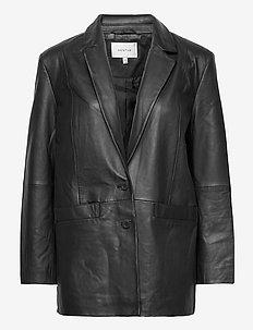 NaloaGZ blazer AO20 - oversized blazere - black