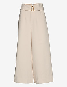 LynneGZ pants AO20 - wide leg trousers - rainy day