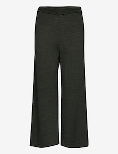AmiraGZ culotte AO20 - wide leg trousers - dark olive