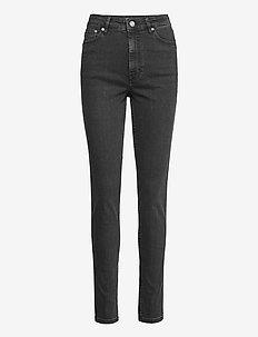 EmilyGZ HW skinny jeans NOOS - skinny jeans - washed grey