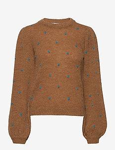 AstanGZ ls pullover MA20 - gensere - rubber