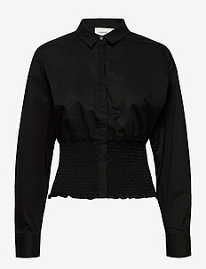 MiriamGZ shirt MA20 - langermede bluser - black