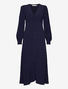EniseGZ midi dress MA20 - midi kjoler - peacoat