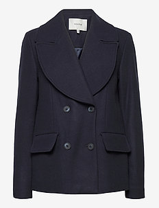 LilotGZ jacket MA20 - wool jackets - peacoat