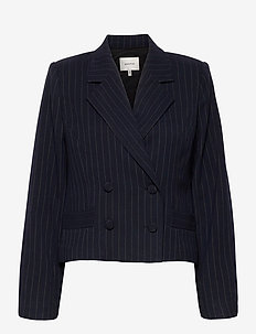 EsilGZ blazer MA20 - blazers - peacoat