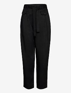PamGZ pants MA20 - casual trousers - black