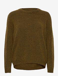 DebbieGZ pullover - pulls - dark olive