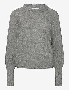 AlpiaGZ pullover NOOS - gensere - high-rise grey melange