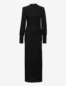 ChaiaGZ maxi dress YE20 - maksimekot - black