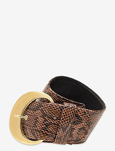 MantaGZ belt YE20 - riemen - brown snake