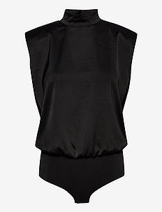 RosalieGZ body YE20 - hihattomat puserot - black