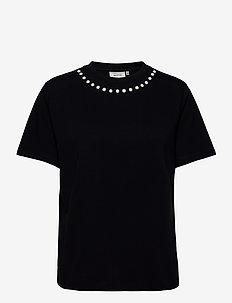 PearlGZ tee YE20 - t-shirty - black