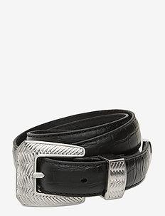 MinnaGZ belt - riemen - black