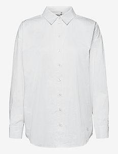 StellaGZ OZ shirt NOOS - denimskjorter - bright white