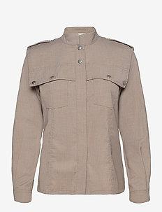 ViraGZ shirt SO21 - päällyspaidat - walnut